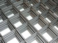 Сетка металлическая сварная 100х100х4мм, карты (1,5 х 2) метра