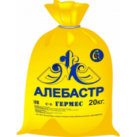 Гипс строительный Алебастр 20 кг