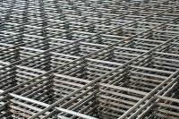 Сетка металлическая сварная 150х150х4мм, карты (1,5 х 2) метра