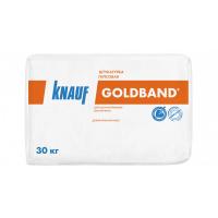 Штукатурка гипсовая Knauf Гольдбанд   серый 30 кг