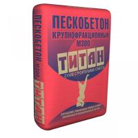 Пескобетон Титан М 300, 40 кг