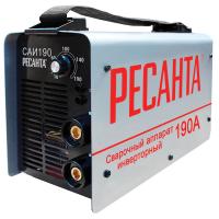 Сварочный инвертор Resanta SAI-190 65/2