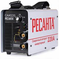 Сварочный инвертор Resanta SAI-220 65/3