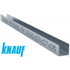 Направляющий Knauf ПН 27х28х3000м 0,6мм