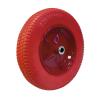Колесо для тачки PU 3.25/3.00х80, d20/8 см, 35 см, бескамерное, симметричная ступица