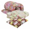 Спальный комплект для рабочего: матрас, подушка, одеяло
