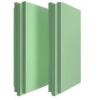Пазогребневые блоки ПГП полнотелый влага  667х500х100