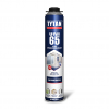 Пена монтажная Tytan (Титан) 65 Профессиональная 750мл