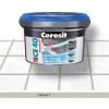 Затирка Ceresit СЕ 40 aquastatic №07 серая 2 кг