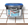 Затирка Ceresit СЕ 40 aquastatic № 58, темно-коричневая 2 кг